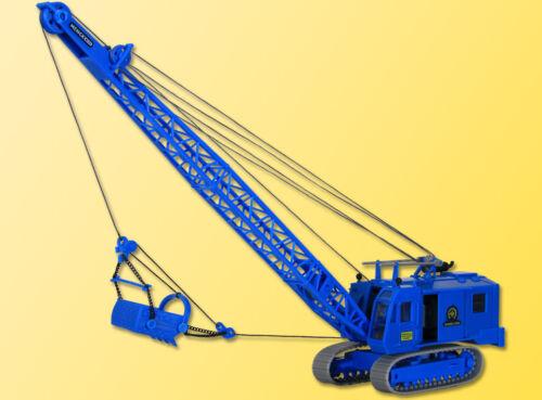 Bausatz Kibri 11283 MENCK Bagger M154 LC mit Schuerfkuebel H0