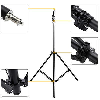 3m Studio Photography Light Flash Speedlight Umbrella Stand Holder Bracket Tripo