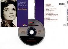 "CONNIE FRANCIS ""Love Songs"" (CD) 1993"