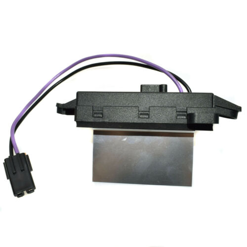 New HVAC Heat Blower Motor Resistor Front//Rear 4P1516 RU1321 JA1639 20340
