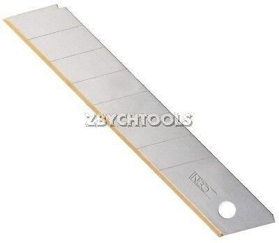 10x Titan Klingen Abbrechklingen für Cuttermesser 18mm