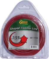 Grass Gator 5155 Trimmer Line For Gas Or Electric Trimmers, 50-feet 0.155-inch, on sale