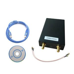 25M-6G-signal-source-signal-generator-simple-spectrum-signal-source-tracking
