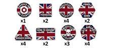 Team Yankee - British Token Set TTK04