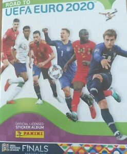 PANINI-UEFA-ROAD-TO-EURO-2020-CHOOSE-YOUR-STICKERS-242-476-CHOOSE-YOUR-STICKER
