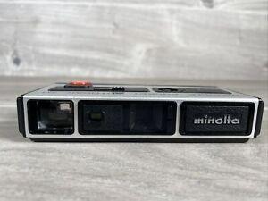 Minolta Pocket Autopak 70 Film Camera Vintage