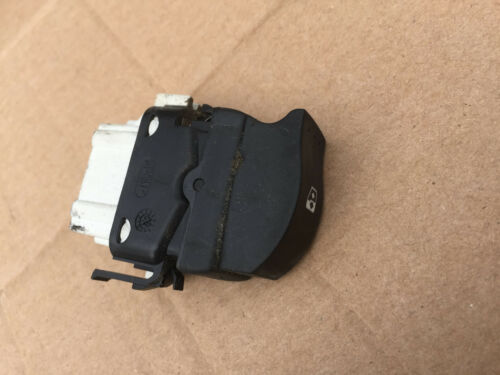 Renault LAGUNA II Genuine SWITCH WINDOW REGULATOR Rear 002451b 26488