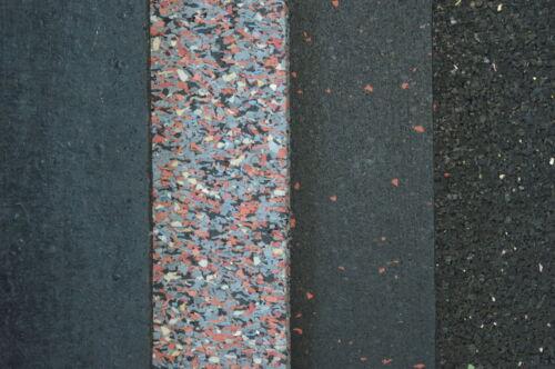 3 mm Bautenschutzmatte 1x1 m Antivibrationmatte Gummigranulatmatte 9,50€//m²