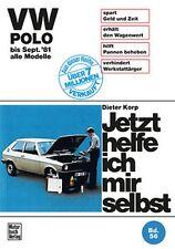 VW Polo bis September 81 Reparaturanleitung Jetzt helfe ich mir selbst Buch Book