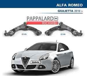 Fascia sospensione posteriore Alfa Romeo Giulia