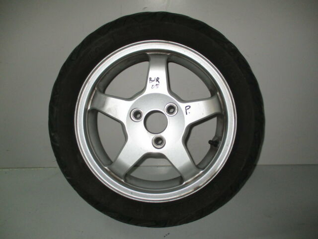 Ruota Posteriore Cerchio Ruote Cerchi Suzuki Burgman AN 400 2004 2005 i.e Wheel