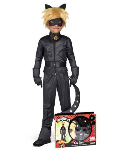 Cod.309353 Cat Noir Miraculous Kinderkostüm Lizenzartikel schwarz