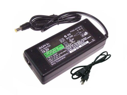 Genuine AC Adapter Charger Power Supply Sony Vaio VPCEB12FX VPCEB13FX VPCEB14FX