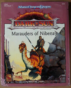 Sun Donjons amp; Nibenay Dragons Of Dark Marauders aAwqa6T