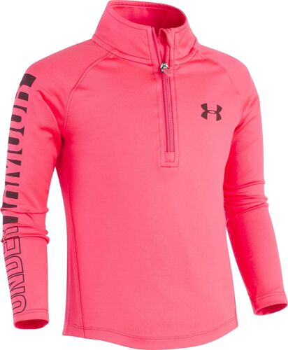 4 Colors Under Armour Girls/' Training 1//4 Zip Sweater