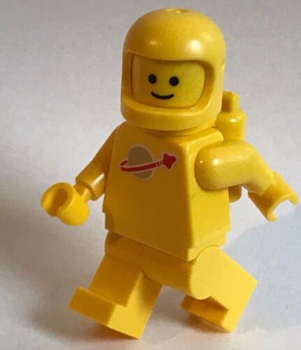 YELLOW CLASSIC SPACEMAN from 70841 genuine lego space KENNY LEGO the Movie 2