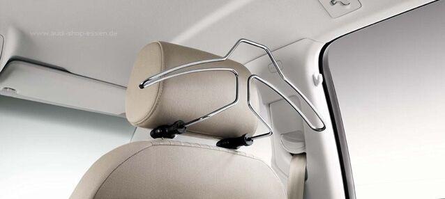Audi Gruccia Appendiabiti per Poggiatesta Clip A1 A2 A3 A4 A5 A6 A7 A8 Tt Q3 Q5