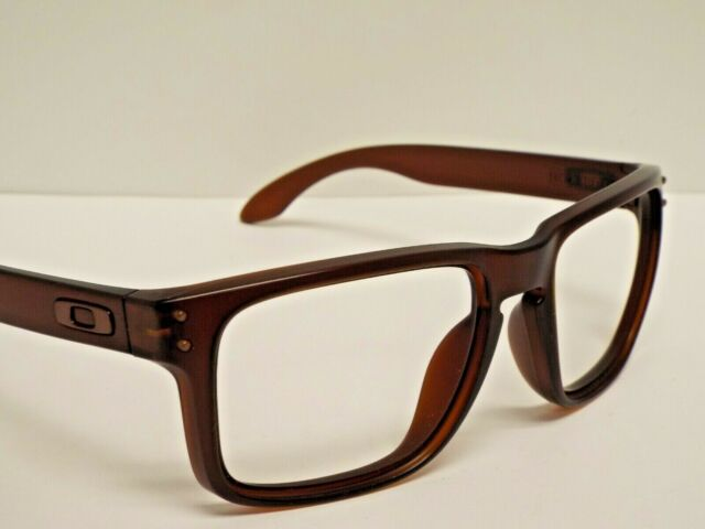 Authentic Oakley OO9102 Customized Holbrook Matte Brown Sunglasses Frame