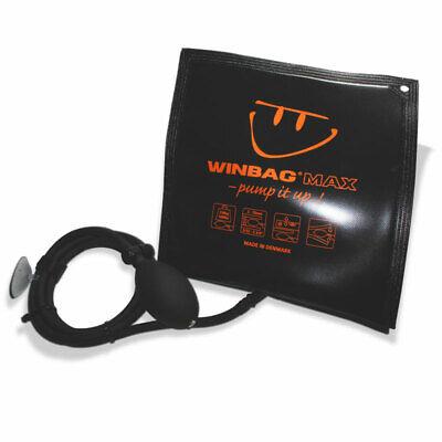 Hedgehog Easy Air Wedge Shim Pump Up Air Tool Fitting Windows Doors Lifts 140kg