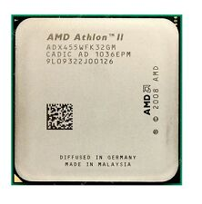 AMD Athlon II x3 455 Rana Triple Core 3x 3.3 GHz SOCKET am3 95w adx455wfk32gm