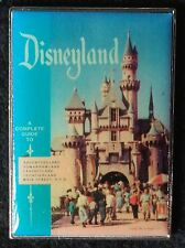 2005 DISNEYLAND 1956 GUIDE BOOK COVER LE PIN WITH SLEEPING BEAUTY'S CASTLE