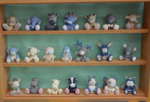 My Blue Nose Friends *-* FIGURINES ANIMAUX C *-* choisissez votre préféré *-*