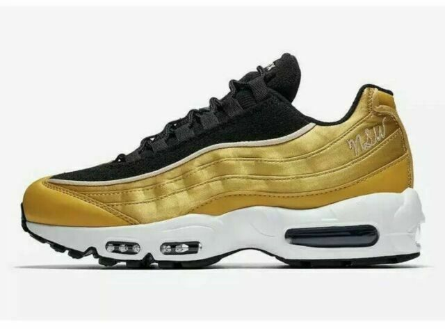 Size 7 - Nike Air Max 95 LX Wheat Gold 2018 for sale online | eBay