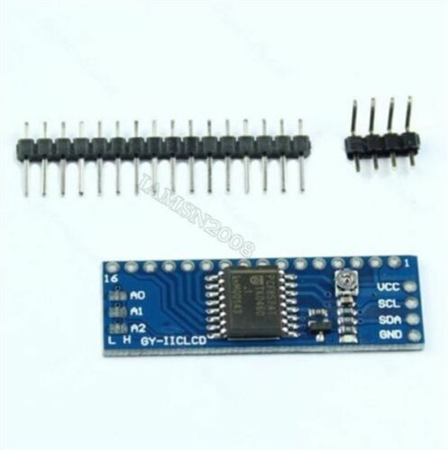 1 Stücke 5 V Iic I2C Serielle Schnittstellenplatine Für 1602 Lcd-Display og
