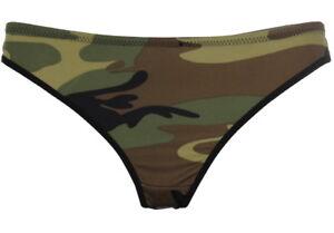 camo panties Sexy girls