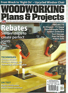 Details About Woodworking Plans Projects The Uk S Essential Workshop Project Technical Man