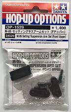 Tamiya 54529 M-05 Setting Suspension Arm Set (Front Upper) (M05) NIP