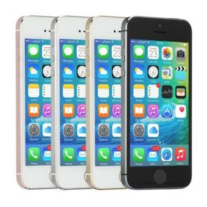 Apple iPhone SE Smartphone 16GB 32GB 64GB 128GB Verizon Unlocked T-Mobile AT&T