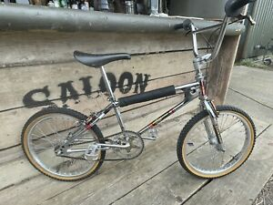 old school bmx Mongoose California Special 1983 Pro Class Maurice Stamped Etc
