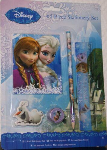 Sambro DFR1-643 Disney Frozen Die Eiskönigin Schreibset 5-teilig NEU / OVP