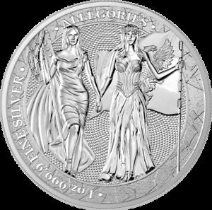Germania-2019-5-Mark-The-Allegories-Columbia-amp-Germania-1-Oz-Silbermuenze
