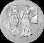 Germania-2019-5-Mark-The-Allegories-Columbia-amp-Germania-1-Oz-Silbermuenze Indexbild 1