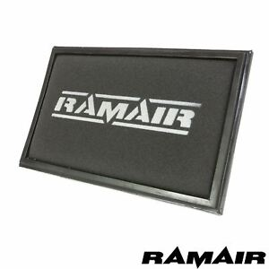 Ramair-Panel-Filtro-De-Aire-Para-VW-Golf-mk7-R-GTI-Gtd-Cupra-280-St-Fr-S3-2-0tsi-TDI