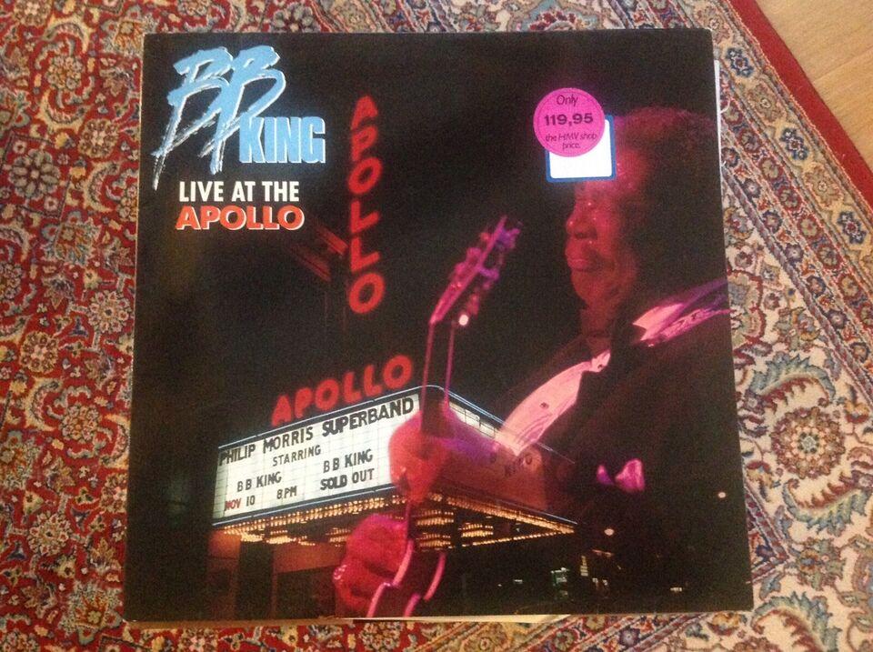 LP, BB King, Live at apollo