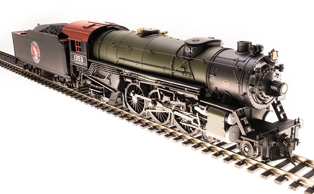 Broadway Limited 5597 USRA Heavy Pacific 4-6-2, GN  1354