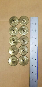 Lot-10-VTG-NOS-Furniture-Hardware-Backplates-Escutcheons-1-3-8-034-N8402