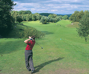 PGA Pro Golf Lesson and a Round of Golf - valid 9+ months from date of purchase