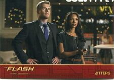 The Flash Season 1 Locations Chase Card L4 Jitters