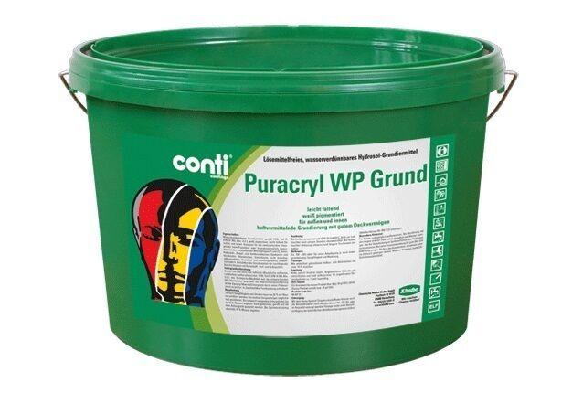 Conti Puracryl WP Grund 12,5 Liter weiß - haftvermittelnd, weiß pigmentiert -
