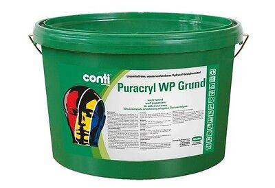 Conti Puracryl Wp Grund 12,5 Liter Weiß Haftvermittelnd Weiß Pigmentiert