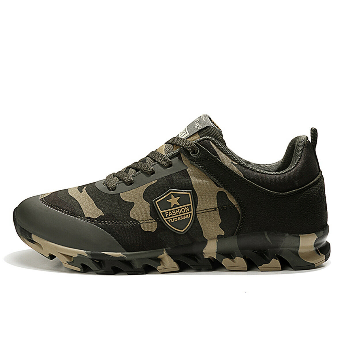2019 New Running Mens Athletic Fashion Sports Casual Training Camouflage shoes