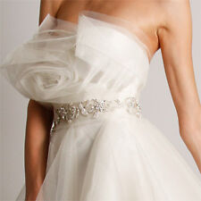 NEW Marchesa Couture WHITE Jeweled Best WEDDING DRESS of the year GOWN size 4