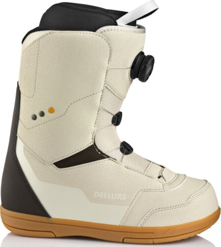 Snowboard Schuhe Snowboardboot DEELUXE HARMONY BOA CF Boot 2020 bone Snowboard