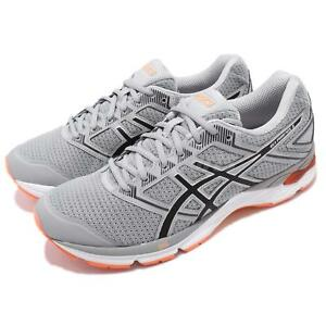 69ad37b96def80 Asics Gel-Phoenix 8 Grey Black Orange Mens Running Shoes Trainer ...