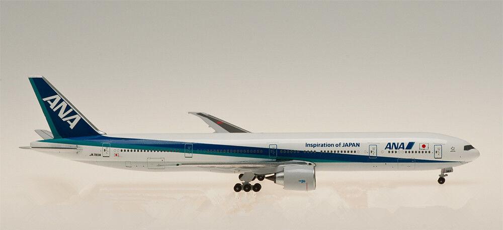 1 500 Aeroklassics ANA BOEING 777 -300ER Passagerarplan tärningskast plan modelllllerlerl