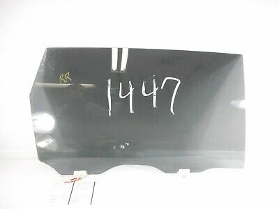 For 02-07 Saturn VUE 4-DR Utility Rear Vent Window Glass Passenger//Right Side